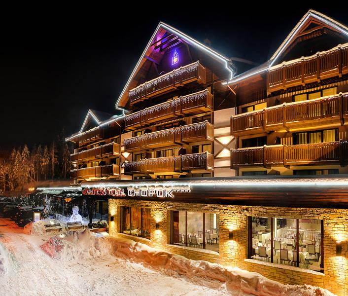 Wellness hotel chopok dem novsk dolina for Wellness hotel