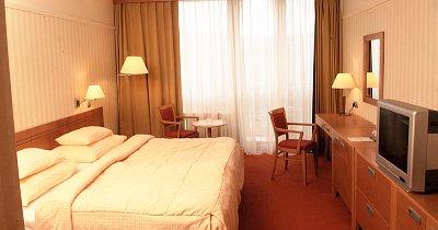Ubytovanie s raňajkami- hotel Jalta