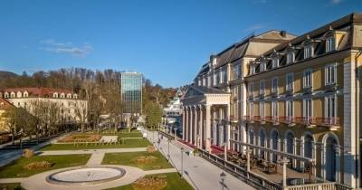 Grand Hotel Rogaška - Styria ****