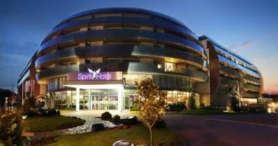 Spirit Hotel Thermal Spa *****