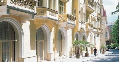 Spa Hotel Svoboda ***