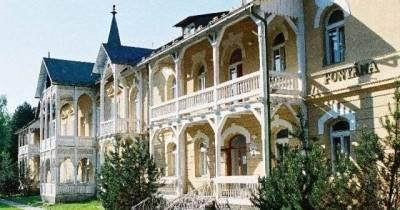 Liečebný dom Fontána **