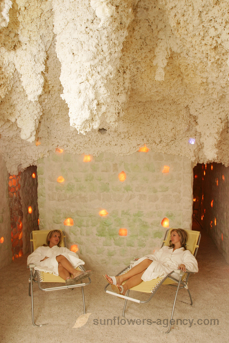 Mikroklimatická jódová soľná jaskyňa: